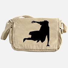 oldskoolbdancer Messenger Bag