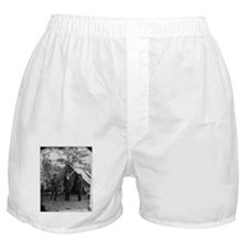 Lincoln by Matthew Brady Boxer Shorts