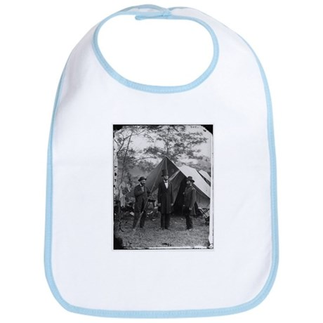 Lincoln by Matthew Brady Bib