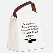 stengineer_sq Canvas Lunch Bag