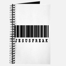 Jesus Freak Barcode Design Journal