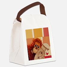 BFF Canvas Lunch Bag