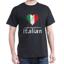 Happily Married Italian T-Shirt