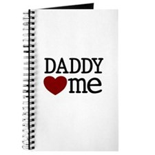 Daddy Heart Me Journal