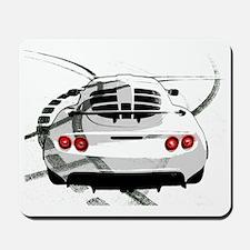 EX Street copy Mousepad