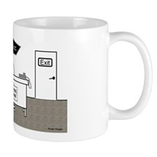 """Out of Mind"" Mug"