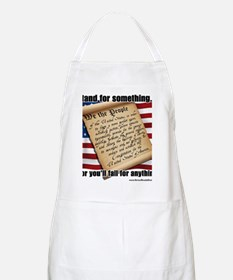 stand for something Apron
