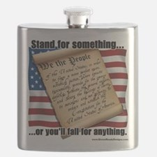 stand for something Flask