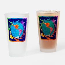 peaceablekingdom Drinking Glass