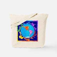peaceablekingdom Tote Bag