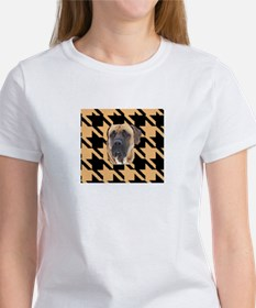 houndstooth tosa i Women's T-Shirt