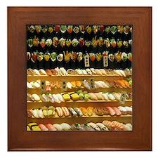 2-16x20_print SUSHI WALL Framed Tile