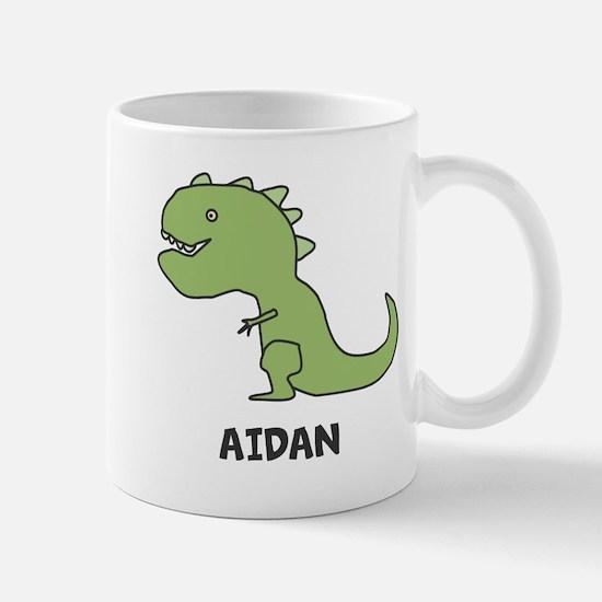 Personalized Dinosaur Mugs