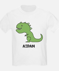 Personalized Dinosaur T-Shirt