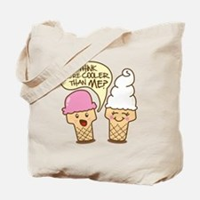 icecreamcartoon2 Tote Bag