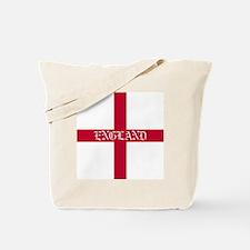 KB English Flag - England oldstyle Tote Bag