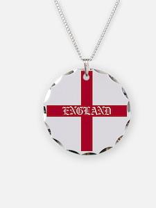 KB English Flag - England ol Necklace
