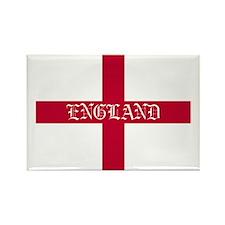PC English Flag - England oldstyl Rectangle Magnet