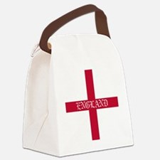 KB English Flag - England oldstyl Canvas Lunch Bag