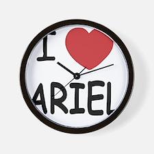 ARIEL Wall Clock