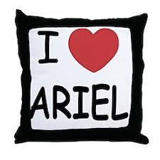 ARIEL Throw Pillow