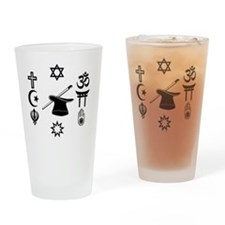 multifaith1300 Drinking Glass
