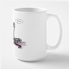 Bad Snake Joke 4 Mug
