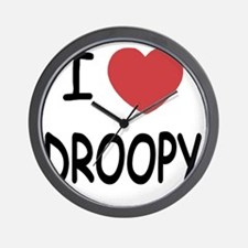 DROOPY Wall Clock
