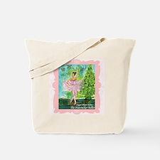 20101008 -Sugarplum Fairy002SQ-200 Tote Bag