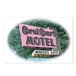 Coral Court Motel Postcards (Package of 8)