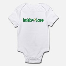 Irish Lass Infant Bodysuit