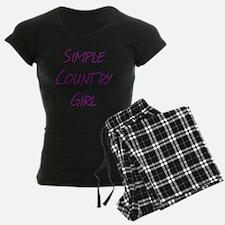 Simple Country Girl Pajamas