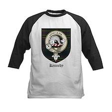 Kennedy Clan Crest Tartan Tee