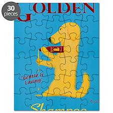 Golden Shampoo Puzzle