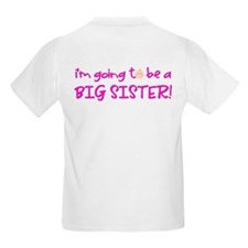princess big sister Kids T-Shirt