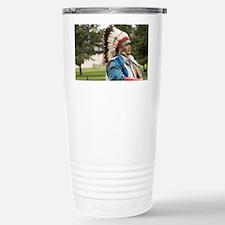 The Nez Perce Indian Tribe cele Travel Mug