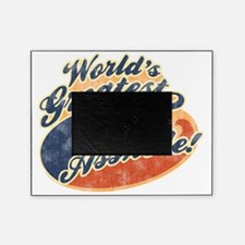 worlds-ahole-T Picture Frame