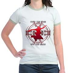 SKATERZ EDGE Jr. Ringer T-Shirt