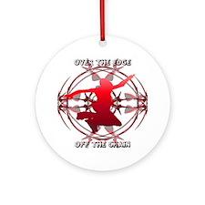 SKATERZ EDGE Ornament (Round)
