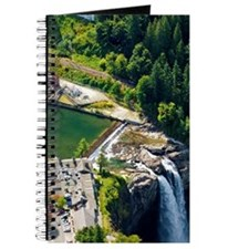 Snoqualmie Falls (Aerial), Snoqualmie, Was Journal