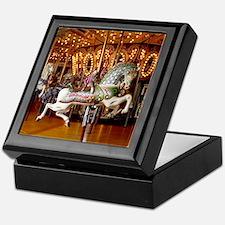 carousel Keepsake Box