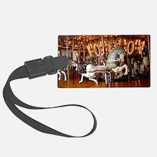 carousel Luggage Tag