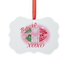 bacio Picture Ornament