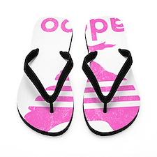 adobopink-tex Flip Flops