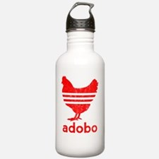 adobored-tex Water Bottle