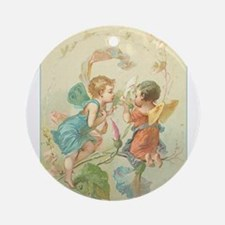 Fairy Babies Ornament (Round)