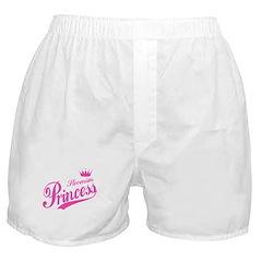 Slovenian Princess Boxer Shorts