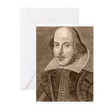 Shakespearehead Greeting Cards (Pk of 10)