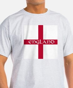 KB English Flag - England V T-Shirt