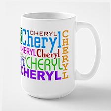 A Large Mug for Cheryl
